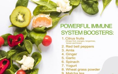 Simple tricks to boost your immunity and fight off infections.